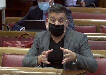 """Mulet: """"Mientras empresas, autónomos y mundo rural no reciben ayudas, el sistema permite que se abonen 1.350 millones de euros por una obra inútil"""""""
