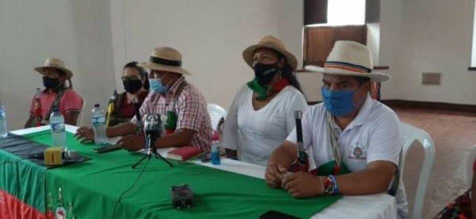 Indígenas colombianos denuncian nuevos actos de violencia contra sus líderes