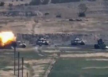 Nagorno-Karabaj la guerra privada de Erdogan