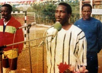 Thomas Sankara: La revolución burkinesa y su lucha por la liberación nacional y social