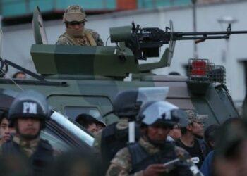 El MAS denuncia que se está gestando un nuevo golpe de estado en Bolivia