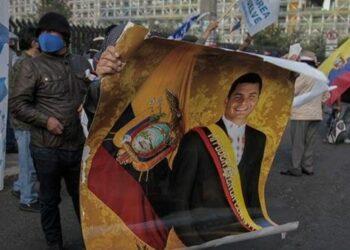 Rafael Correa afirma que no pedirá el indulto por caso sobornos