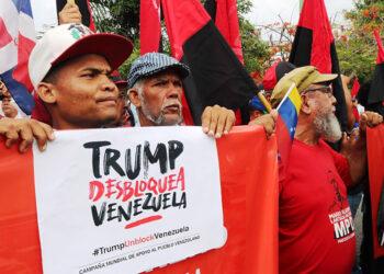 """1.4 billones de dólares: El precio de las """"sanciones"""" estadounidenses contra Venezuela"""