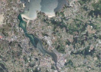 EU traslada ao Ministerio de Transición Ecolóxica a situación da ría do Burgo e a necesidade de que os vindeiros orzamentos contemplen a limpeza integral da ría