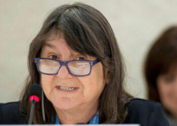 """Exrelatora de ONU califica como """"acciones criminales"""" las sanciones unilaterales"""