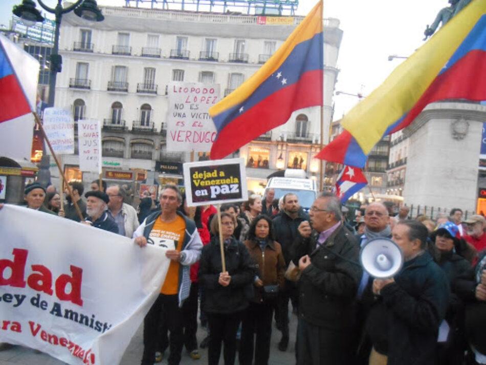 Organizaciones condenan asilo otorgado al golpista Leopoldo López en España