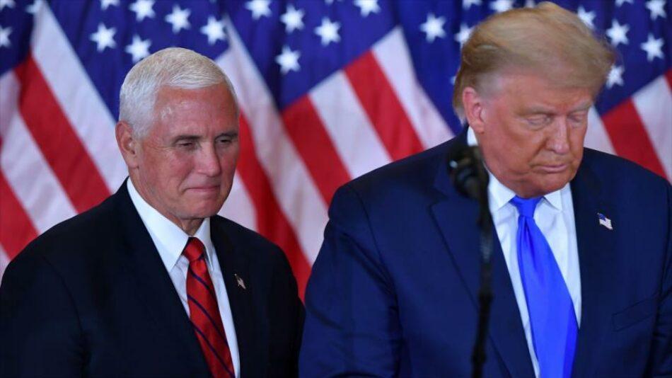 Republicanos rompen con Trump: Hay que contar todos los votos