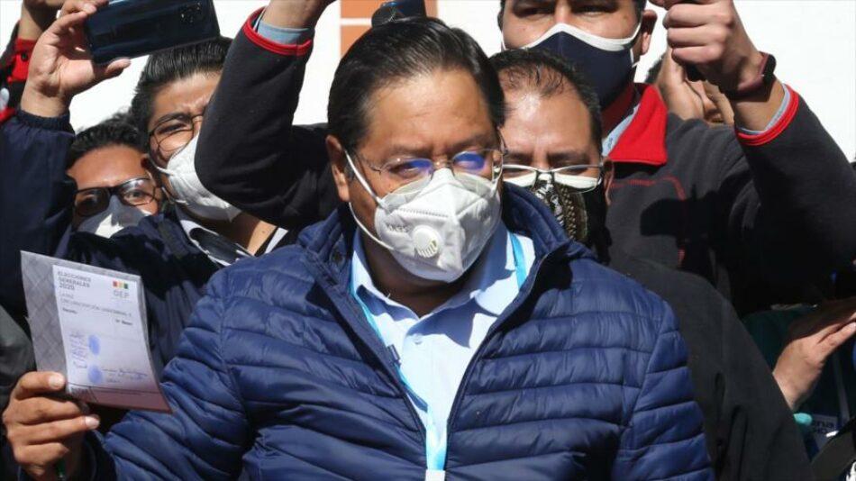 MAS denuncia atentado fallido contra presidente electo de Bolivia