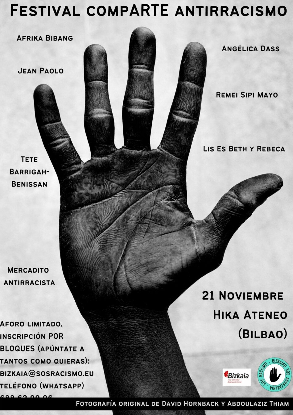 Festival compARTE antirracismo