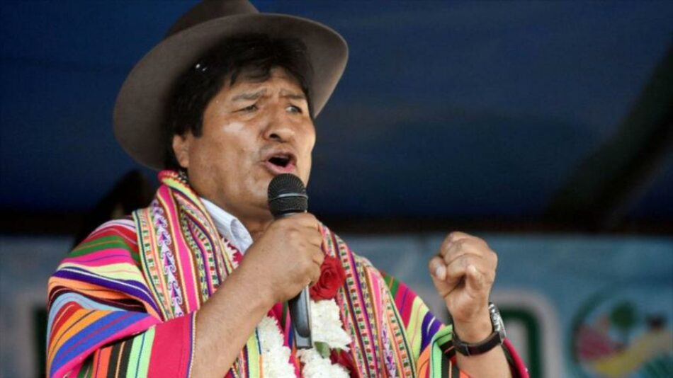 """""""Cementerio o EEUU"""": Morales revela planes en su contra tras golpe"""