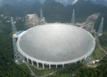 EEUU pierde el radiotelescopio Arecibo: ¿tiene ahora China una ventaja?
