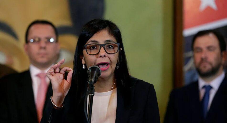 El Tribunal Supremo archiva la causa por la reunión entre Ábalos y Delcy Rodríguez