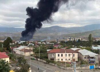 Puntos principales del acuerdo sobre Nagorno Karabaj
