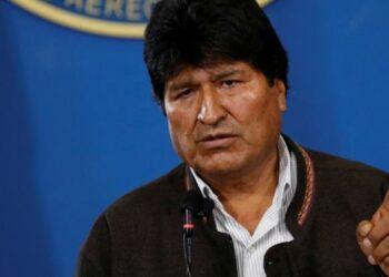 Evo Morales asumió la presidencia del Movimiento Al Socialismo en Bolivia