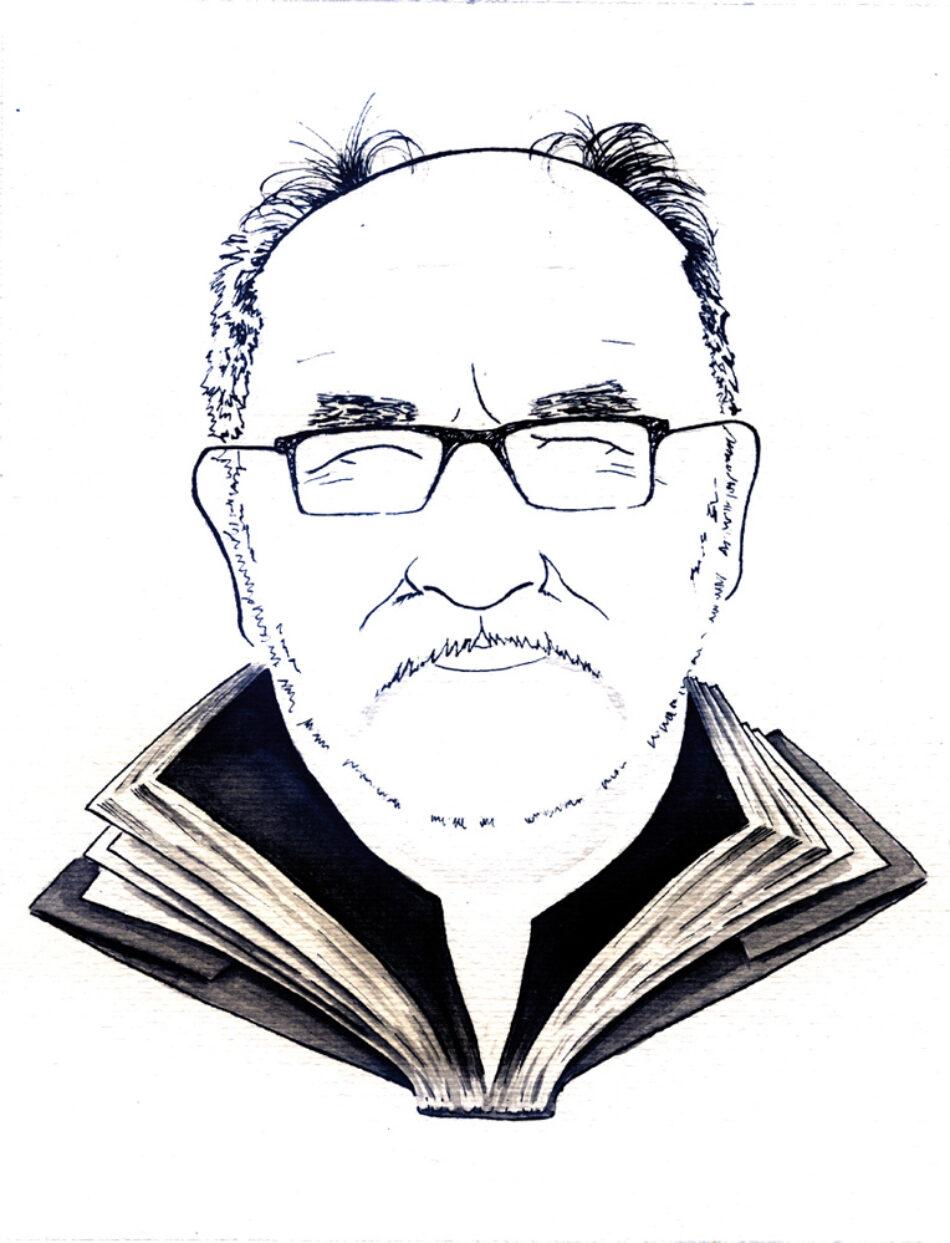 Carlos Taibo: «No sé qué me inquieta más, si la alarma o el Estado»