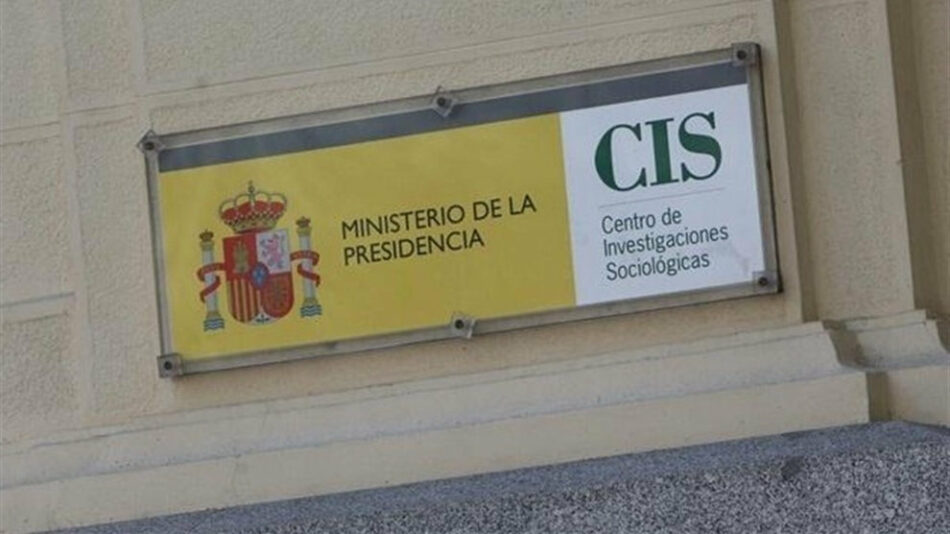 El CIS publica un estudio especial sobre consecuencias y efectos del coronavirus en la población española