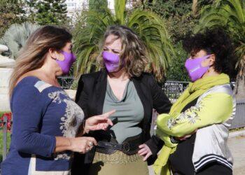 """Podemos Andalucía califica de """"pacto contra las mujeres"""" los Presupuestos de la Junta pactados entre PP, Vox y Ciudadanos"""