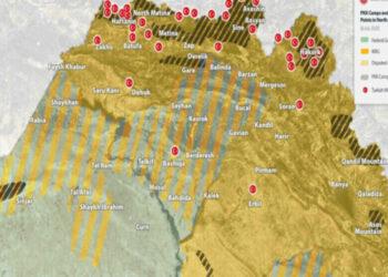 Iniciativa kurda contra la invasión turca del Kurdistán del Sur