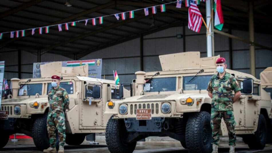 ¿Por qué EEUU quiere la reestructuración de los peshmerga del Kurdistán del Sur?