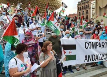 Solidaridad con el Pueblo Saharaui, cumplimiento de los Acuerdos de Paz de 1991 y celebración del referéndum