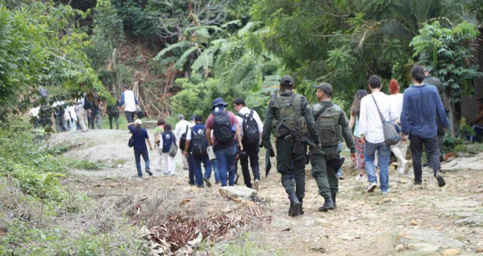 Nueva masacre de los militares en el Cauca, Colombia