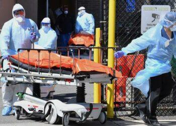 Estados Unidos sobrepasa los 13 millones de contagios de coronavirus