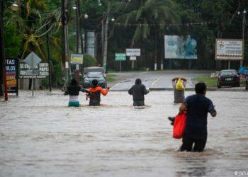La tormenta tropical Eta avanza hacia Cuba tras su paso devastador en Centroamérica