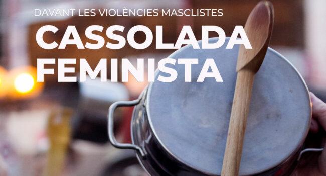 """Manifest 25N 2020, Novembre Feminista: """"Davant les violències masclistes, justícia feminista. Totes juntes, diverses, vives i rebels"""""""
