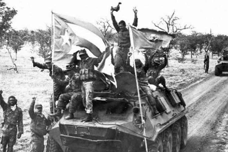 Operación Carlota, 45 años de la epopeya cubana en Angola