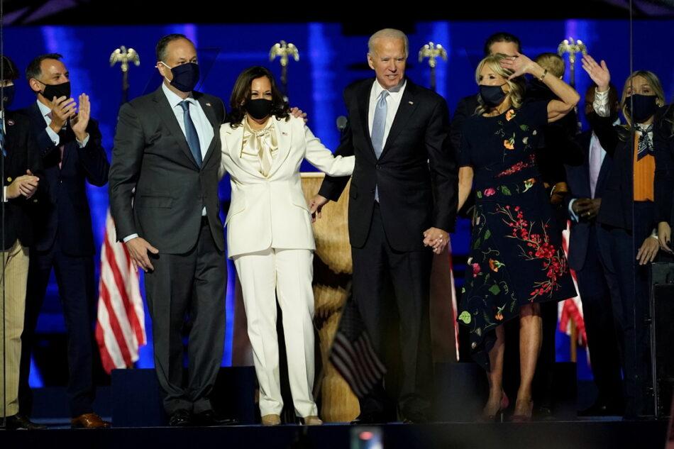 El presidente electo Joe Biden reclama unos Estados Unidos que sean un «faro para el mundo»