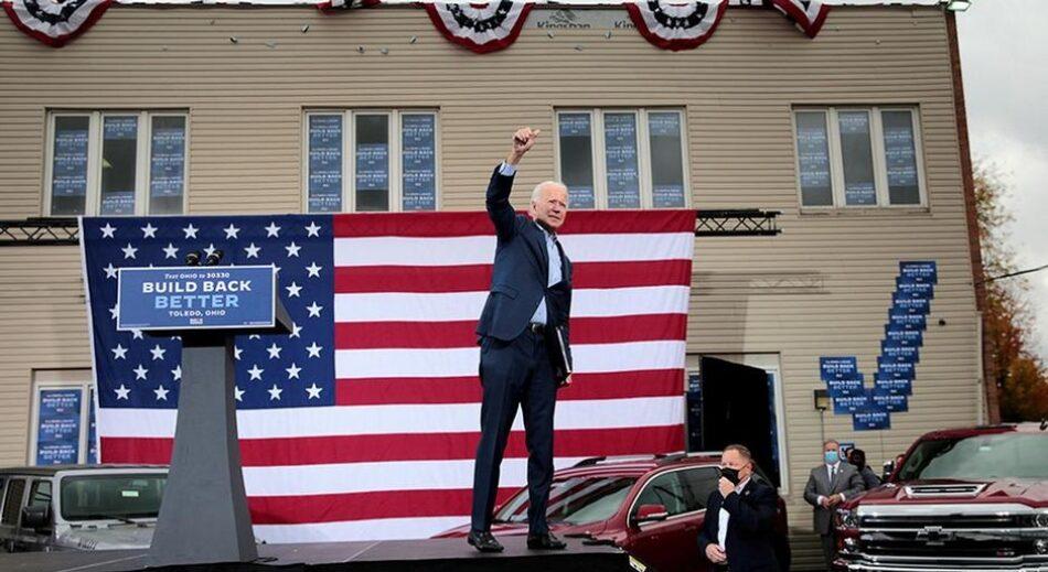 Tensión e incertidumbre en la jornada previa a las elecciones presidenciales de Estados Unidos