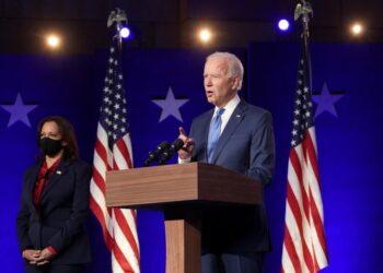 Biden reclama paciencia hasta que concluya el recuento total de votos