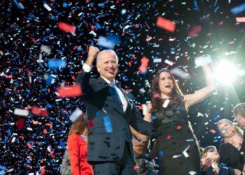 Joe Biden gana la presidencia de Estados Unidos
