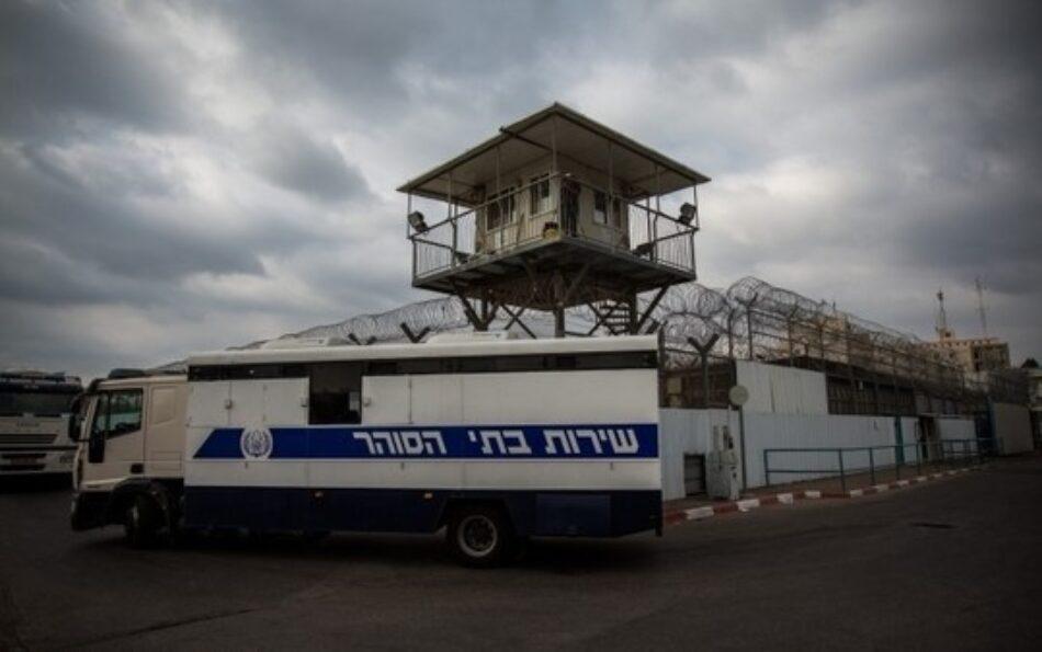 En condiciones inhumanas: Más de medio centenar de palestinos con Covid-19 en cárcel israelí