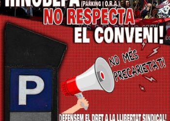 «Hinobepa no respeta el convenio»