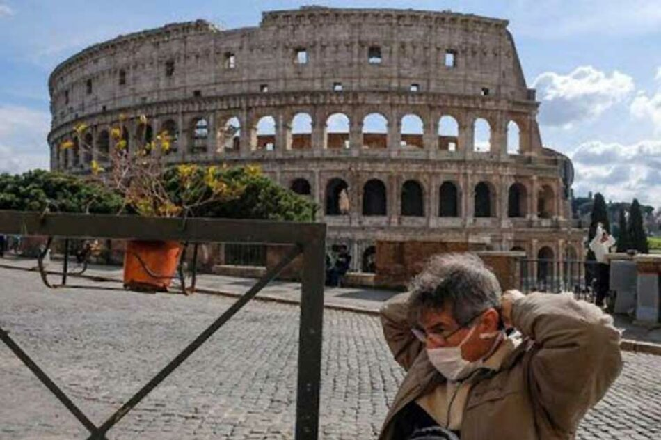 Aprueban decreto con nuevas medidas contra Covid-19 en Italia