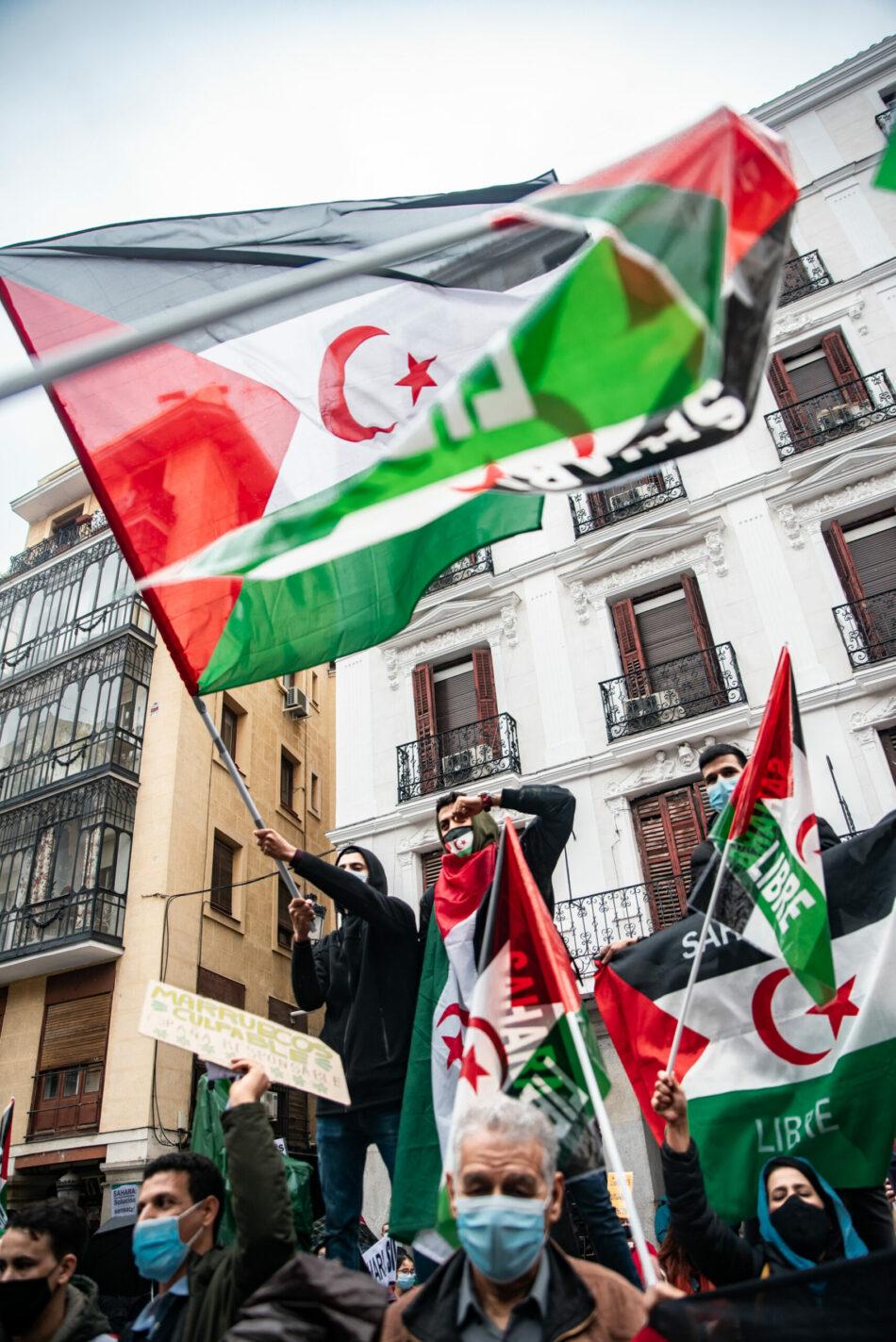 Unidas Podemos muestra su preocupación por la ruptura del alto el fuego por parte del ejército de Marruecos en la zona de Guerguerat