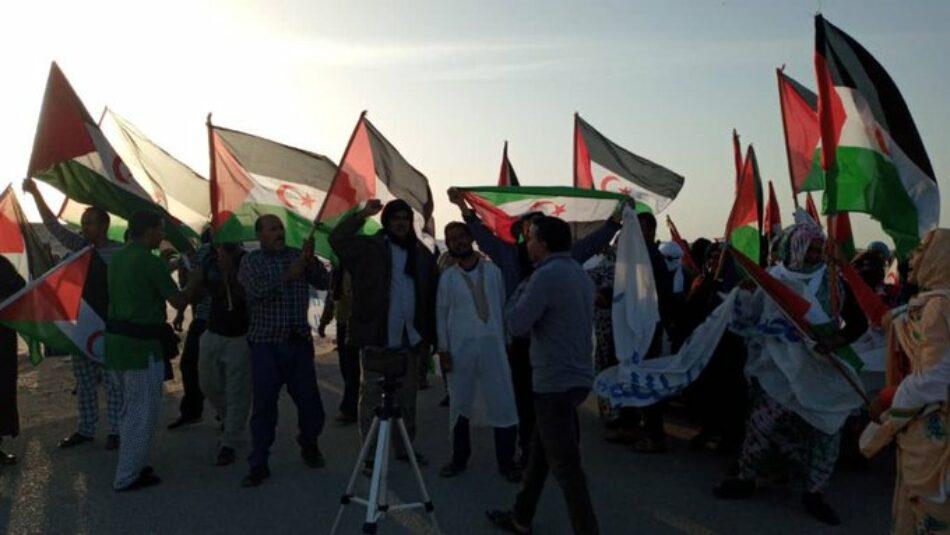 Ante la violación del Acuerdo de Alto el Fuego de 1991 por parte del ocupante marroquí: «Más que nunca solidaridad con el pueblo saharaui»