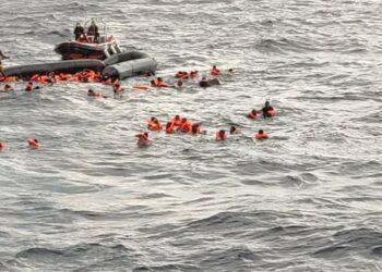 Open Arms: «Escuchad el sonido del naufragio que vivimos ayer»