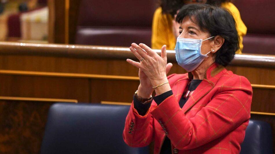 Ante la aprobación de la LOMLOE en el Congreso, ANPE denuncia falta de diálogo, negociación y consenso