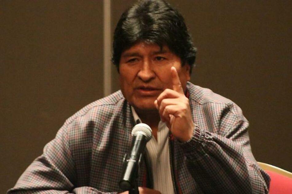 Bolivia a un año del golpe de Estado contra Evo Morales