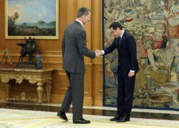 Podemos critica la medalla de honor de Andalucía a Felipe VI porque «busca mejorar la imagen de la Monarquía ante sus escándalos de corrupción»