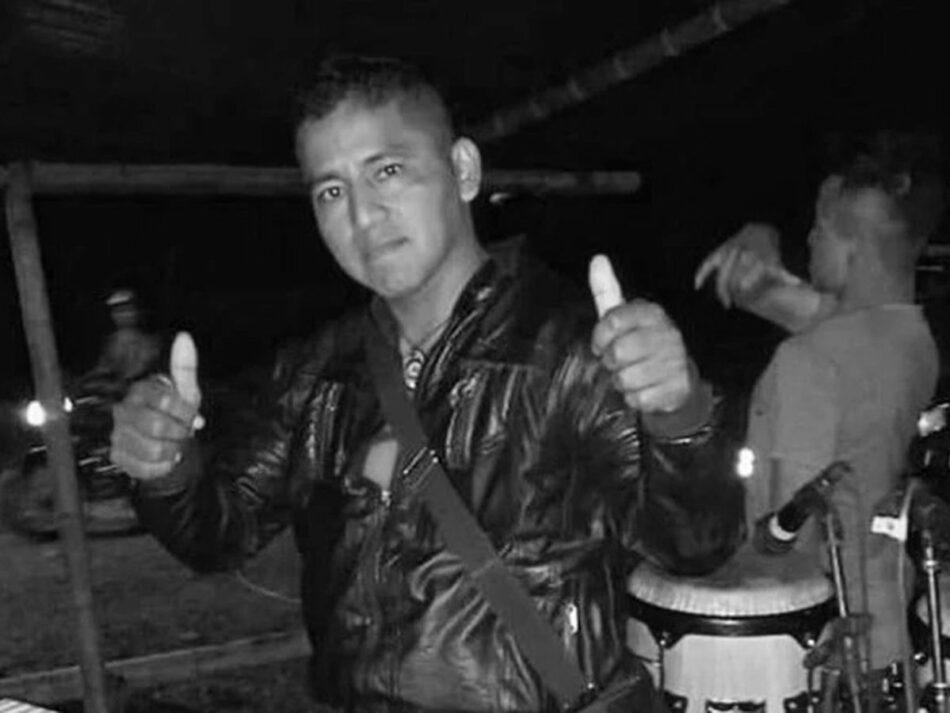 Colombia: Nuevo asesinato de un ex combatiente de las FARC en Cauca