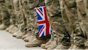 Reino Unido mantiene una red de bases militares con 145 instalaciones en 42 países