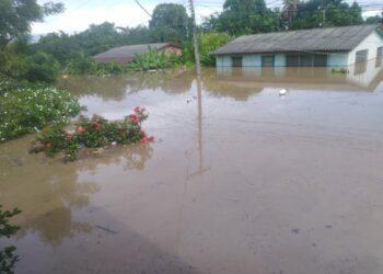 Honduras bajo agua. Inacción estatal principal 'aliado' del huracán Eta