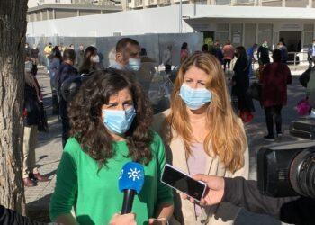 Podemos denuncia la reducción de medidas sanitarias por parte del Gobierno andaluz en el peor momento de la pandemia