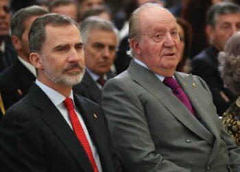El Servicio de Prevención de Blanqueo de Capitales denuncia una cuenta de 10 millones de euros de Juan Carlos I