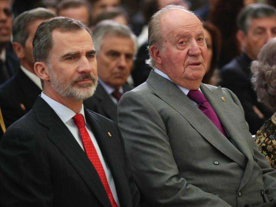 """IU señala sobre las nuevas revelaciones de los avisos de la Fiscalía del Supremo a Juan Carlos de Borbón que """"parece que no todos somos iguales ante la ley, esto es ya una evidencia"""""""