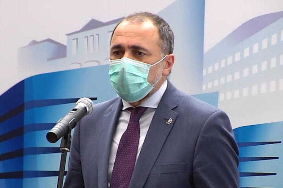 Lluvia de críticas a Julio García Comesaña y la política sanitaria del PP: SATSE advierte del desprecio del SERGAS hacia la Atención Primaria durante la segunda oleada de la Covid-19