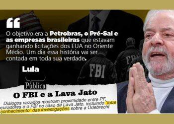 Victoria de Lula en Brasil sobre nexos Lava Jato-FBI